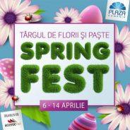 Iepurasul aduce zambete la SPRING FEST – Targul Cadourilor de Florii si Paste, in Bucuresti Mall – Vitan si Plaza Romania!